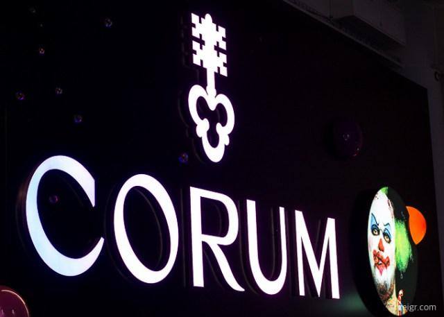 Corum 2018