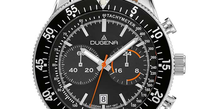 News: Dugena Dakota Chronograph – Retro-Design zum moderaten Preis