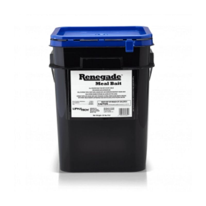 Rodent Bait Renegade Meal 25 lb.