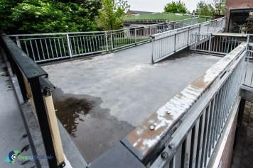 De brug van Brugakker Oog op Zeist