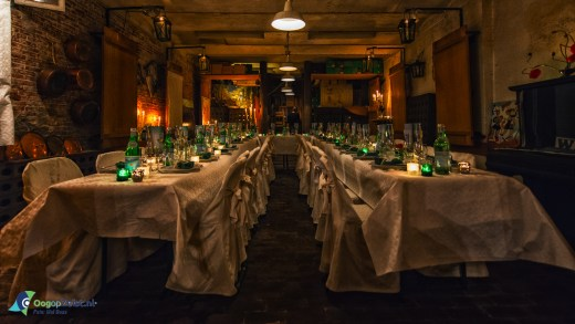 Diner locatie Wijnkoperij de Witte OS