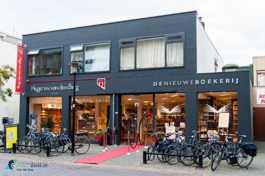 Duowinkel Heger en van den Berg & De Nieuwe Boekerij