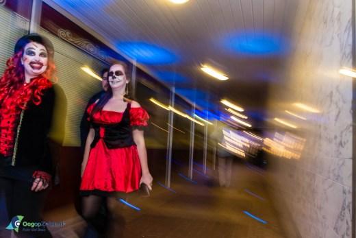 Halloween Feest in Cafe Zotte in Vollenhove Winkelcentrum