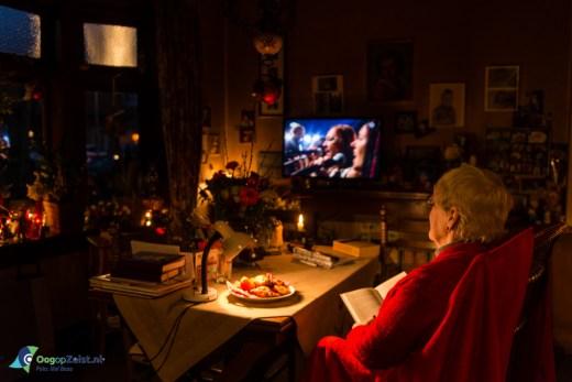 Alleenstaande Ouderen vaak alleen met oudejaarsavond