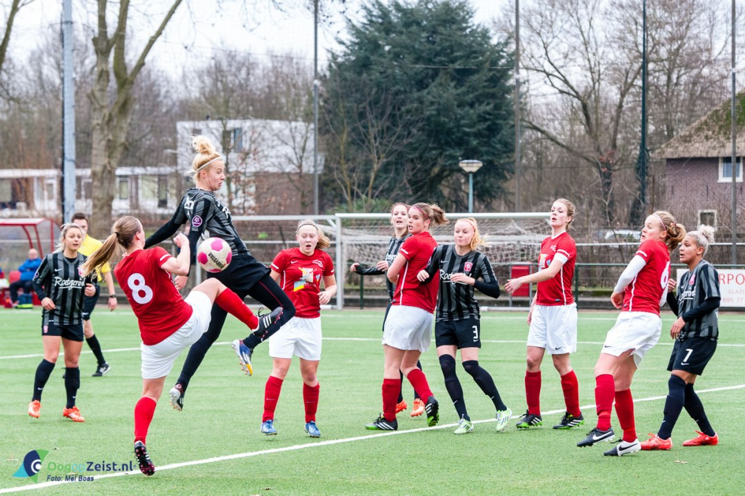 KNVB Beker vrouwen Saestum – FC Twente 1-4