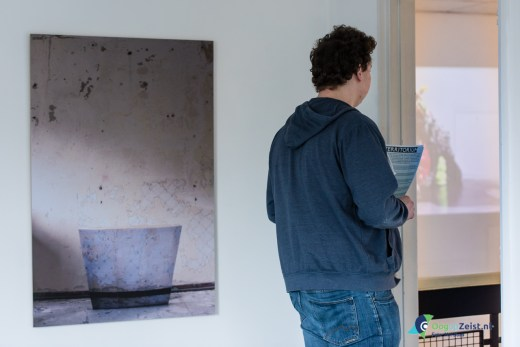 7 Kunstenaars uit Zeist Exposeren onder de naam Territorium in d