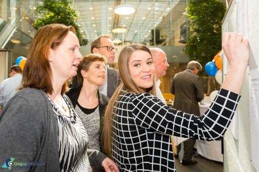 """""""Aandeel-in-elkaar"""" vrijwilligersmarkt voor medewerkers van Rabobank Utrechtse Heuvelrug"""