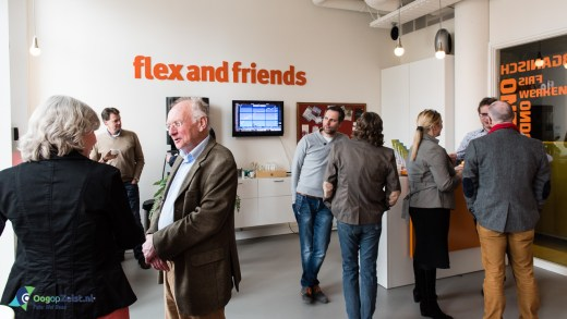 Open Coffee at Flex and Friends
