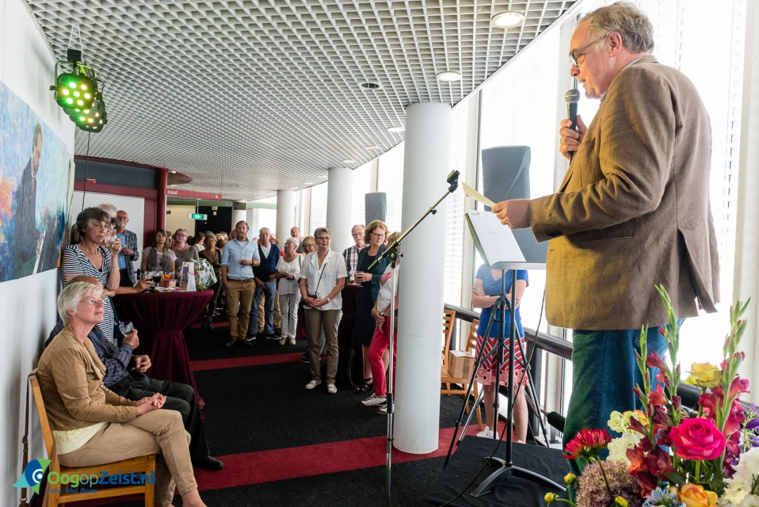 Afscheid van Jantsje de Boer als bibliothecaresse Ideacultuur Zeist