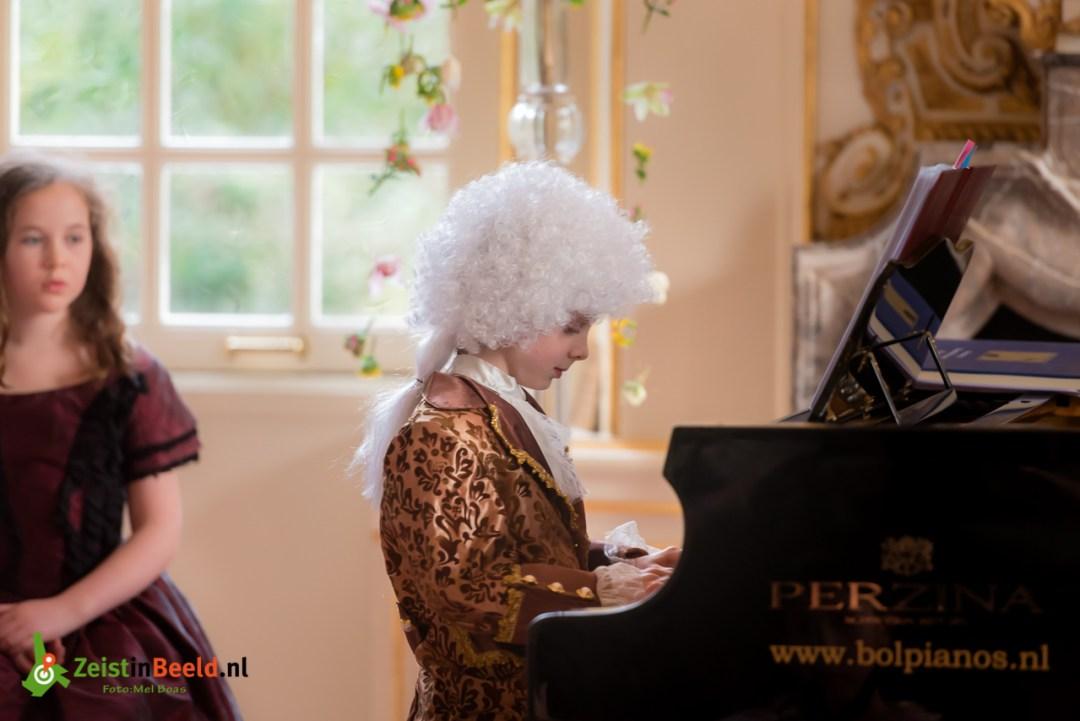 Mozart leeft in Slot Zeist