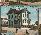 Engelburg, Postgebäude