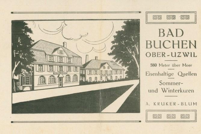 Visitenkarte Bad Buchental Oberuzwil