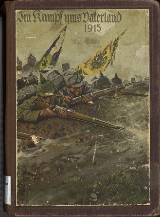 Titelblatt eines Jugendbuchs