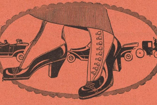 Inserat Schuhe