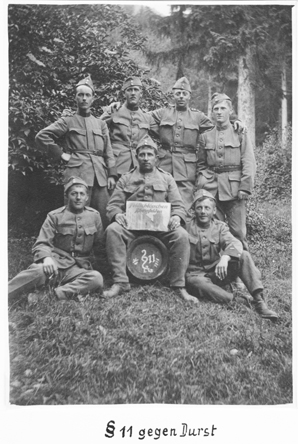 Soldaten und Alkohol