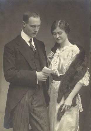Fritz und Maria Wenner