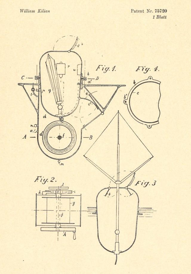 Erfindung zur Rettung U-Boot