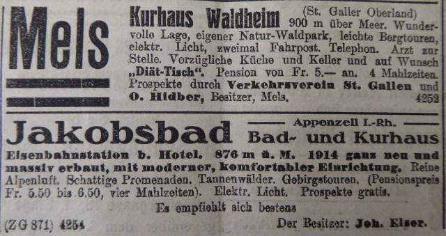 Kurhhaus Waldheim