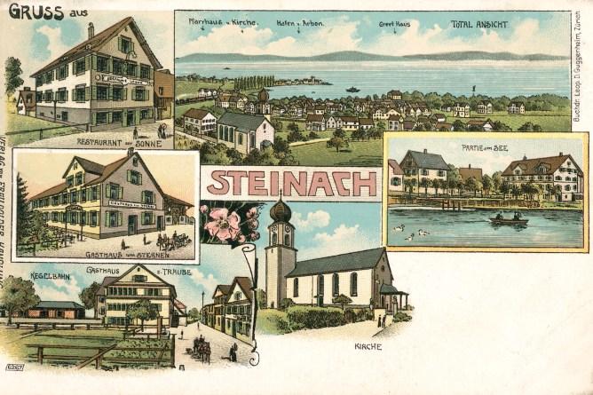 Steinach, um 1907