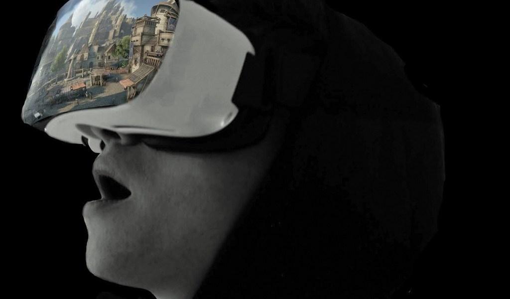 Mit VR-Brillen können Museumsbesucher in andere Welten eintauchen
