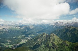 Gipfelbilck Richtung Norden