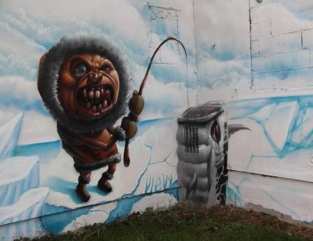 Eskimo-Graffiti