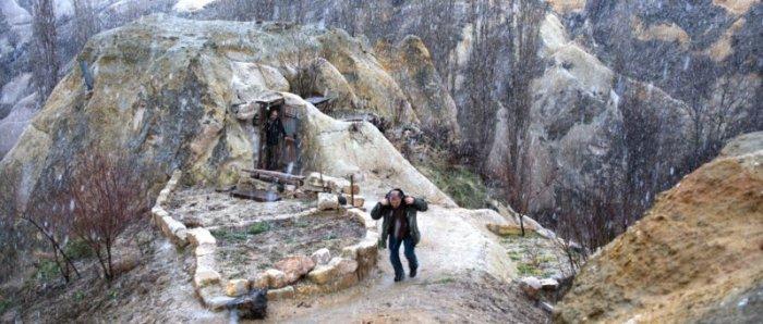 Warm anziehen muss man sich für den neuen Film von Nuri Bilge Ceylan. (Bild: zVg)