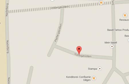 Gansgässlein Google Maps