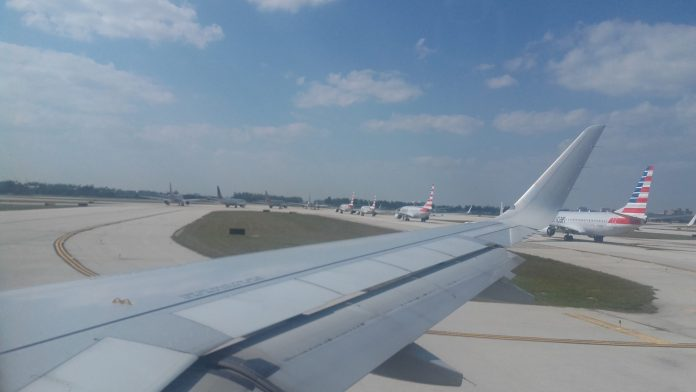 Düsseldorf – Sardinien und zurück: Flug mit zwei Passagieren anBord