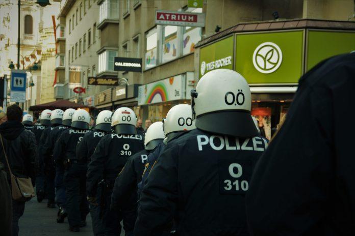 Rassistische Polizeigewalt in Österreich