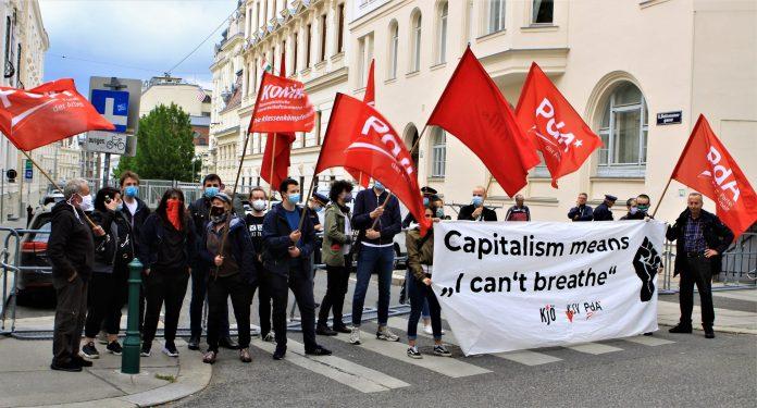 """""""Der Kapitalismus sät Gewalt – und er muss eine passende Antwort erhalten"""""""