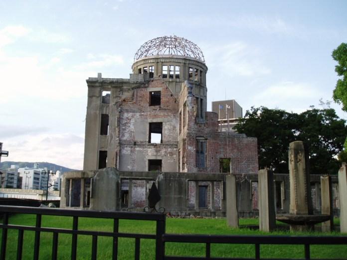 75 Jahre Atombombenabwurf auf Hiroshima