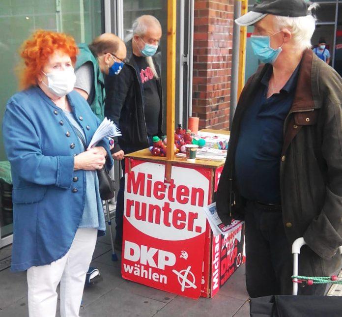 DKP-Erfolg bei Kommunalwahlen