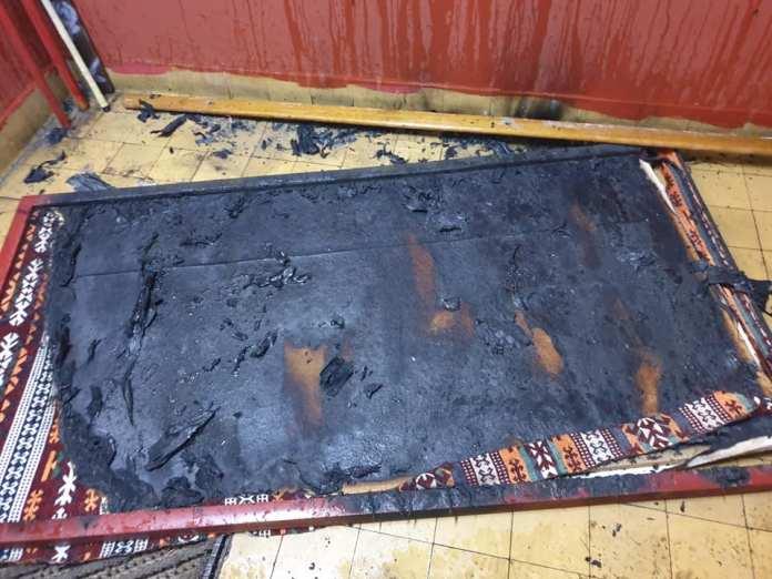 Brandanschlag auf türkisch-kurdischen Arbeiterverein inWien