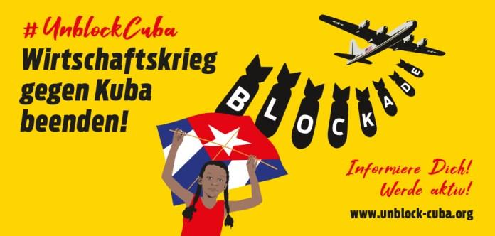 """""""Unblock Cuba""""-Kampagne startet"""
