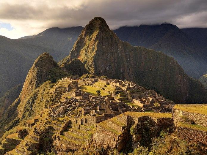 Aufstand in Machu Picchu
