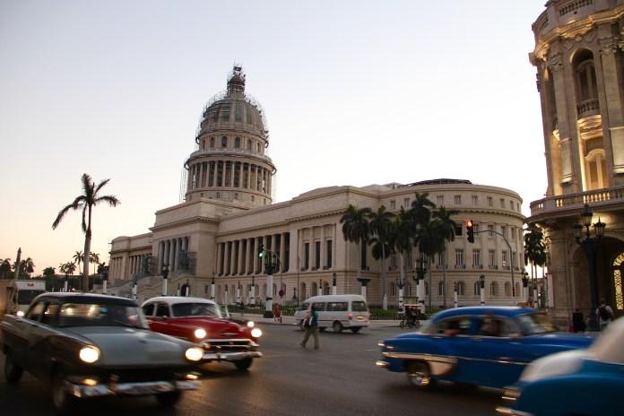 Internationale Solidarität mitKuba