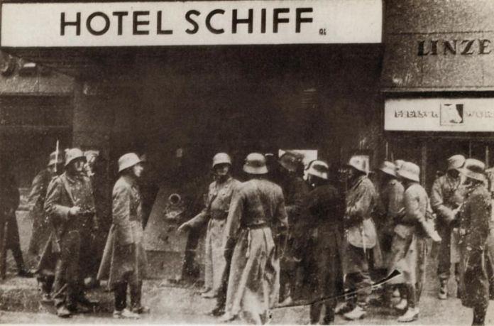 PdA gedenkt morgen der Februarkämpfe 1934in Wien undLinz