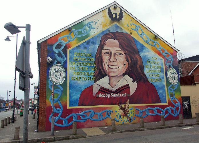 Vor 40 Jahren: Bobby Sands stirbt in britischer Haft