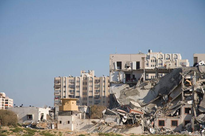 """Israels Fahne am Kanzleramt: """"Entwürdigung der palästinensischen Opfer"""""""