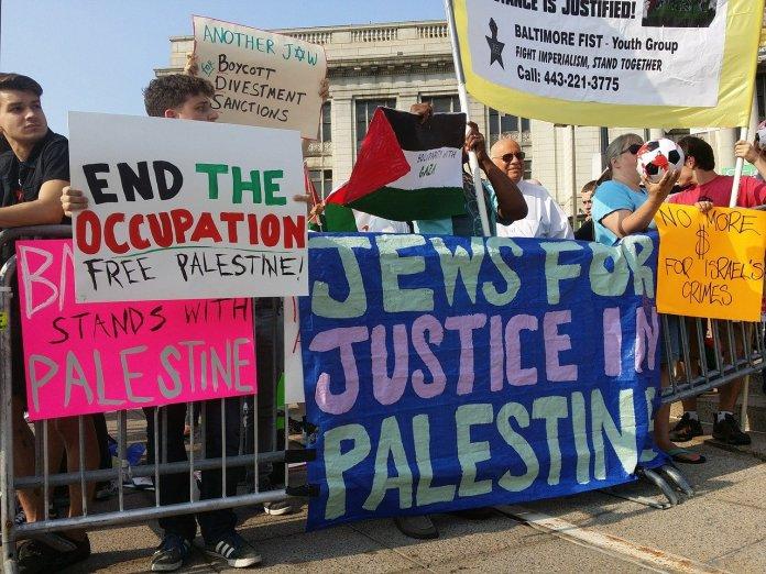 28 kommunistische Jugendverbände erklären sich solidarisch mit dem Volk von Palästina
