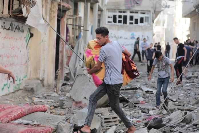 Wieder Luftangriffe auf den Gaza-Streifen