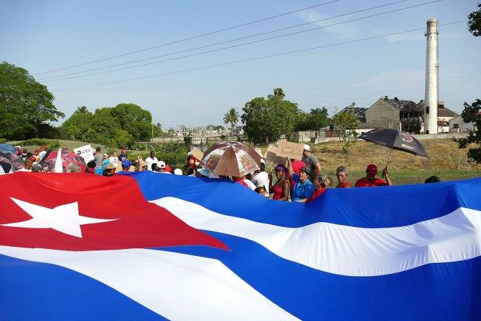 Kommunistische und Arbeiterparteien unterstützen Kuba