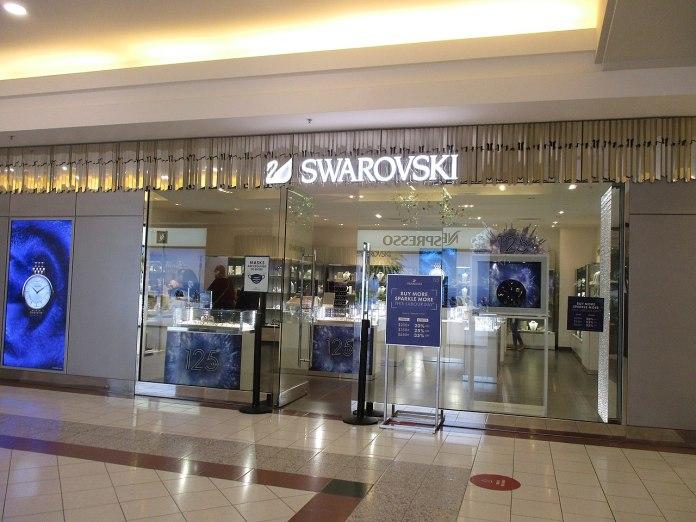 Jobabbau bei österreichischen Swarovski-Shops