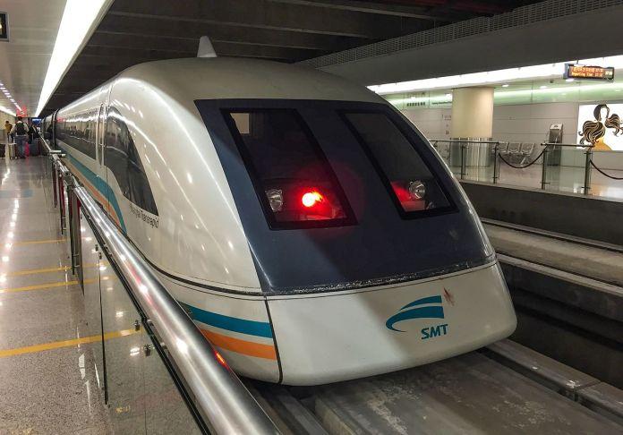 China präsentiert schnellsten Zug derWelt