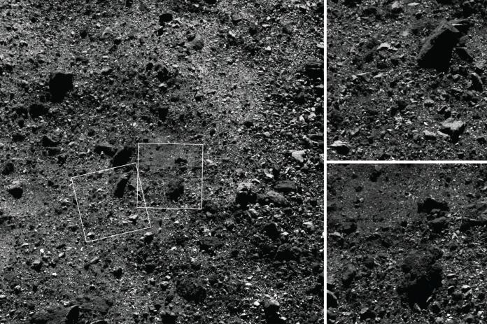 Faust des Kommunismus bedroht Kometen Bennu