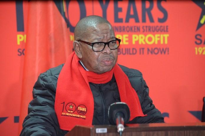 Vor 100 Jahren: Gründung der Kommunistischen Partei Südafrikas