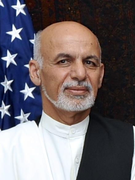 Ghani verlässt dasLand