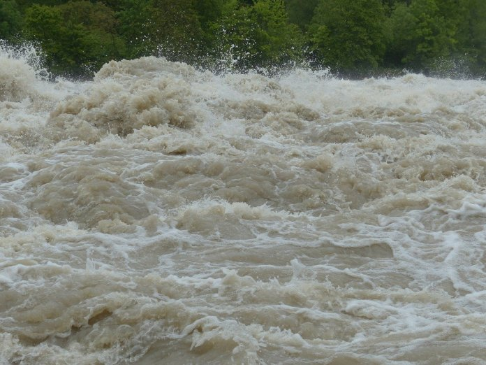 Überschwemmungen in vier Provinzen der Türkei