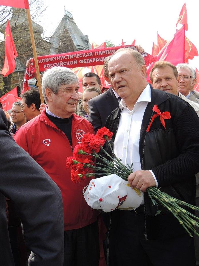 KPRF zweitstärkste Partei bei Duma-Wahl in Russland